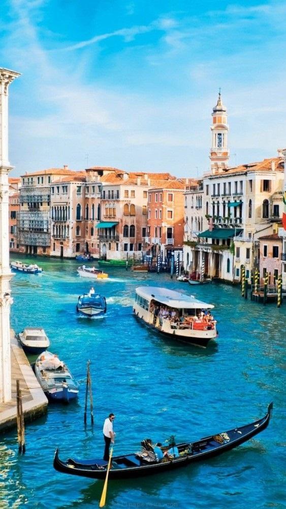 15 hermosos lugares turísticos para visitar en Italia