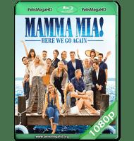 MAMMA MIA: UNA Y OTRA VEZ (2018) WEB-DL 1080P HD MKV ESPAÑOL LATINO