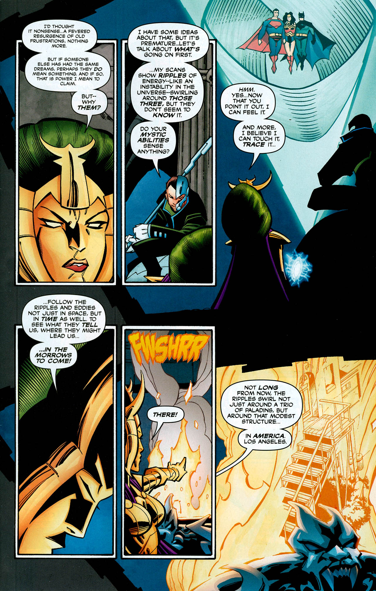 Read online Trinity (2008) comic -  Issue #1 - 28