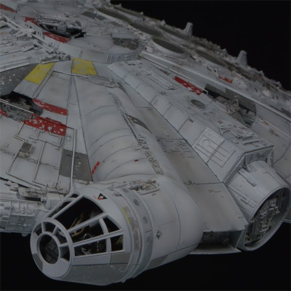 Perfect Grade Millennium Falcon