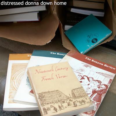 vintage finds, vintage books, thrift shops, estate sales