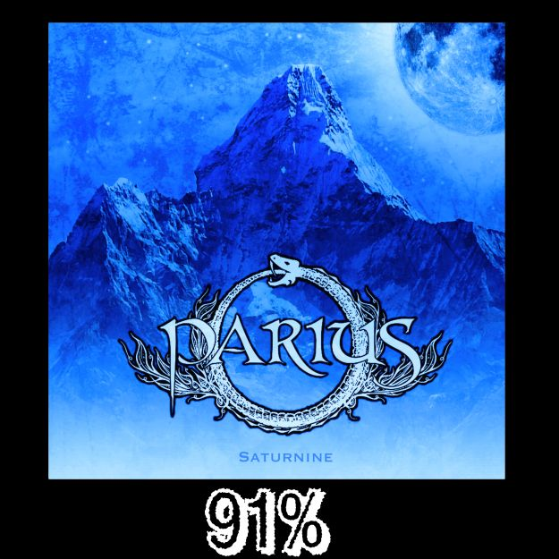 Reviews: Parius – Saturnine