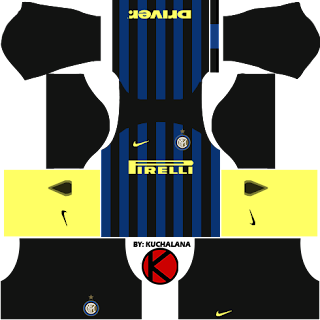 inter milan 201617 dream league soccer kits and fts15