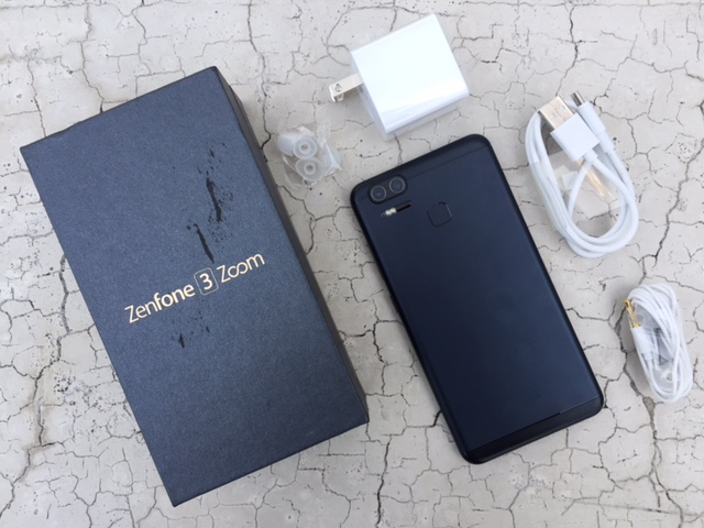 Asus Zenfone 3 Zoom ZE553KL Unboxing Philippines