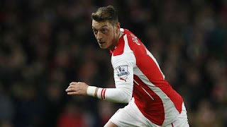 Mesut Ozil Is Most Followed UCL Player in EPL
