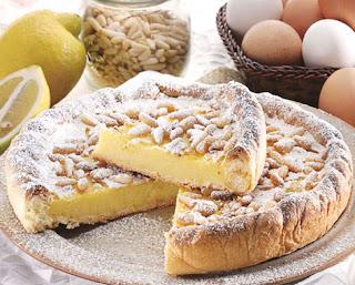 Fette torta della nonna