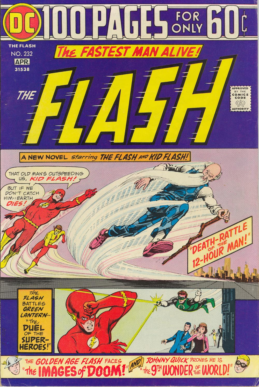 The Flash (1959) 232 Page 1