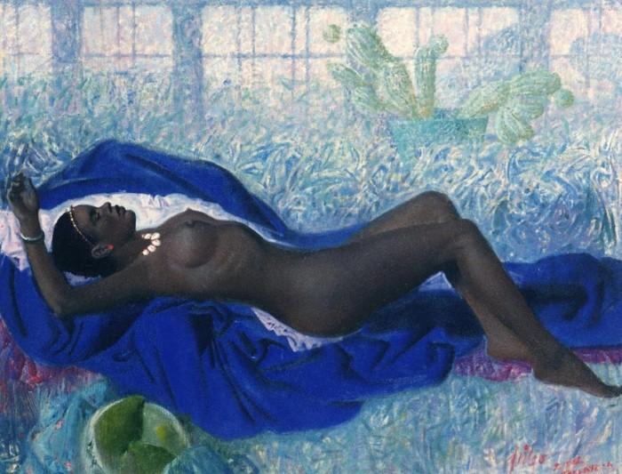 Teasfay Atcbekha Negga. Современный эфиопский художник 17