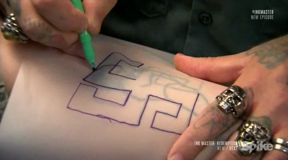 Ink Master - Head in the Game