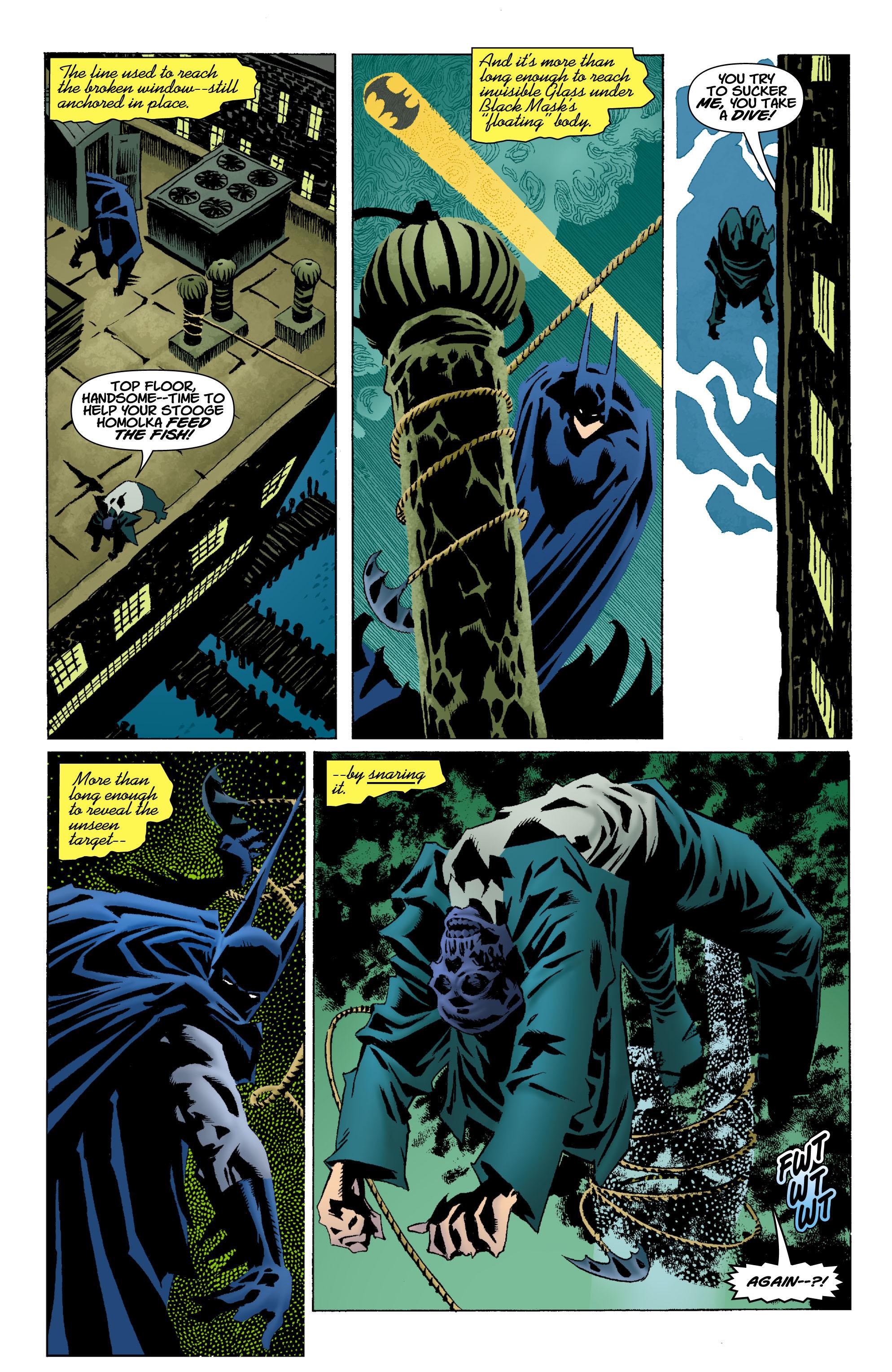 Read online Batman: Unseen comic -  Issue #4 - 19