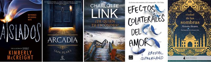 Top 10 portadas literarias favoritas 2017