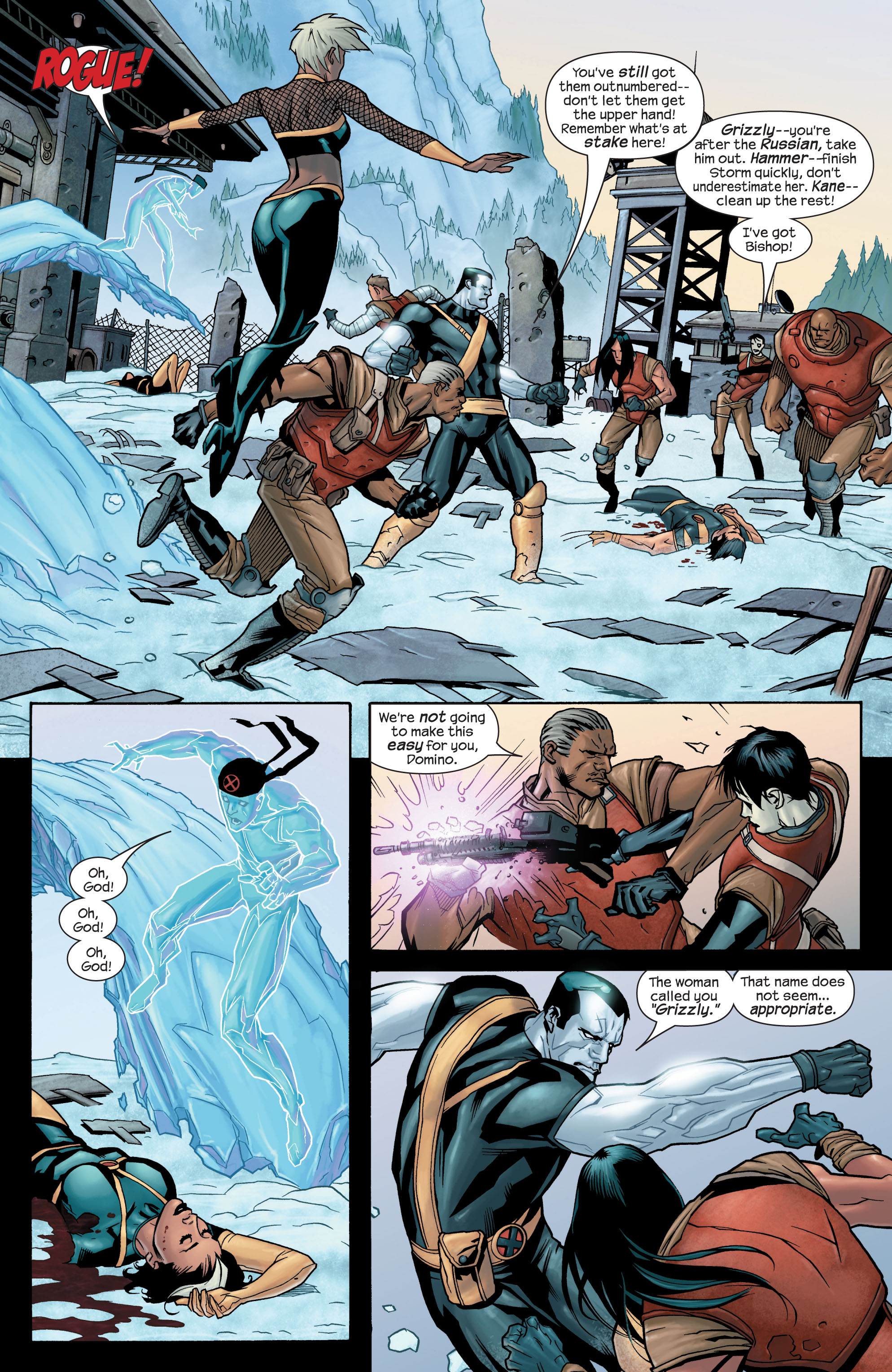 Read online Ultimate X-Men comic -  Issue #77 - 15