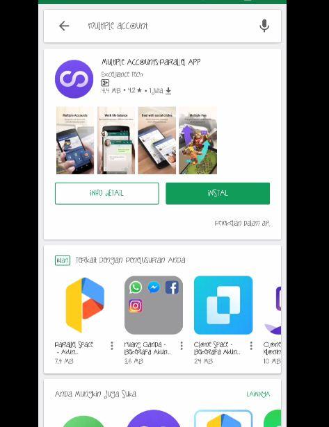 Trik Membuat 3 Akun Whatsapp Sekaligus Di Hp Android Terbaru Tanpa Root Speck Android