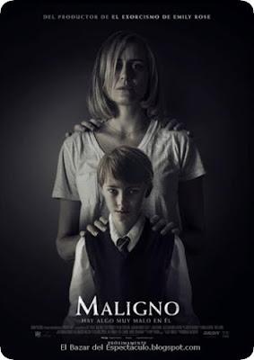 Maligno (2019) en Español Latino