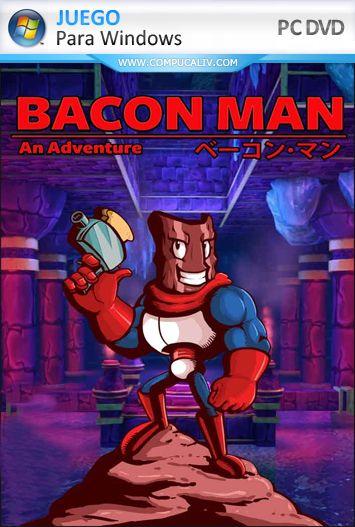 Bacon Man An Adventure PC Full