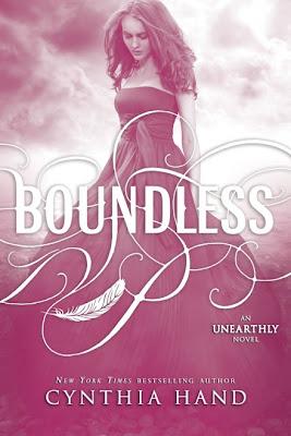 News: Capa Australiana do livro Boundless, de Cynthia Hand 8