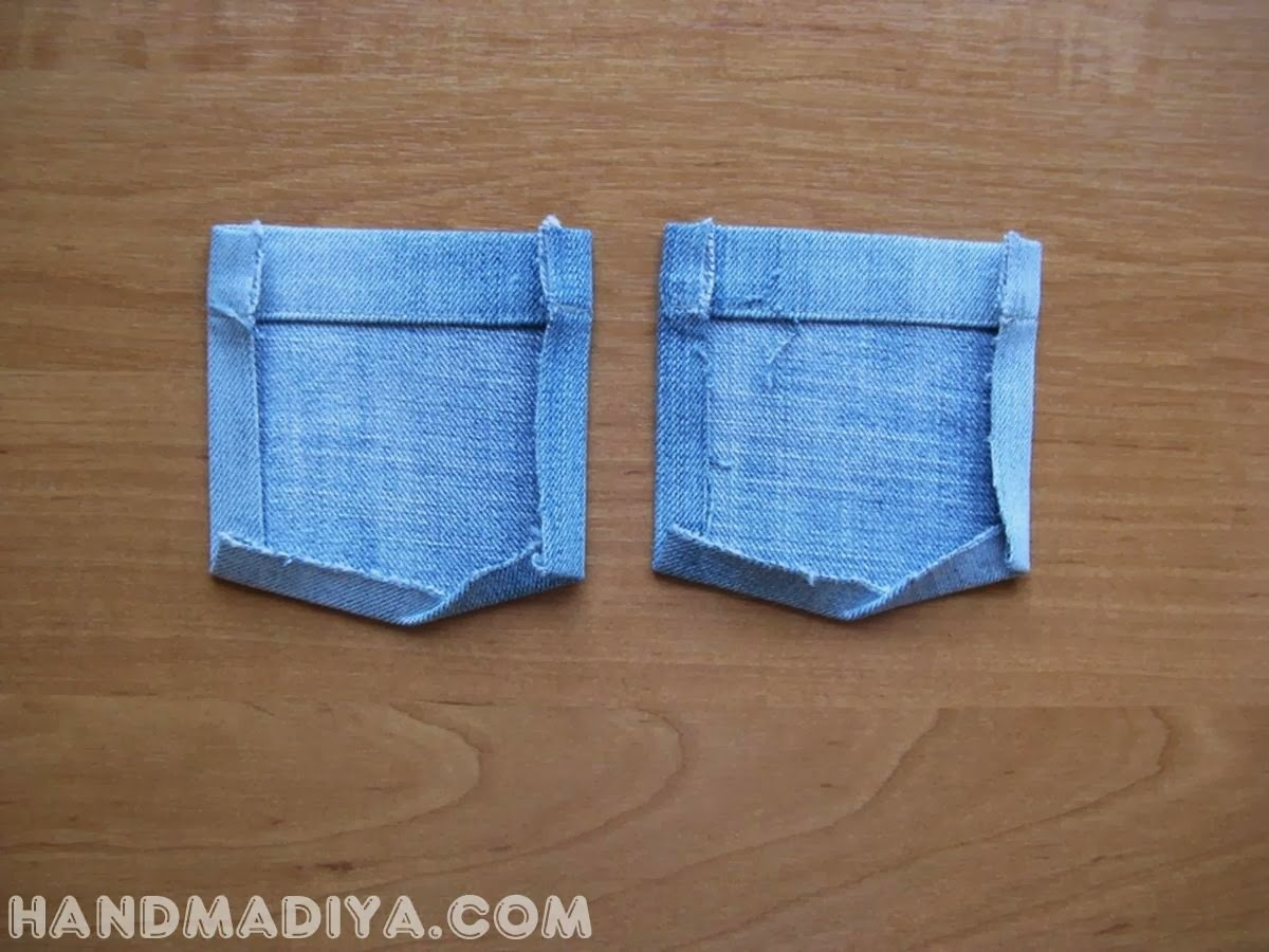 Джинсы для ребенка.  Jeans year-old child, sew yourself.