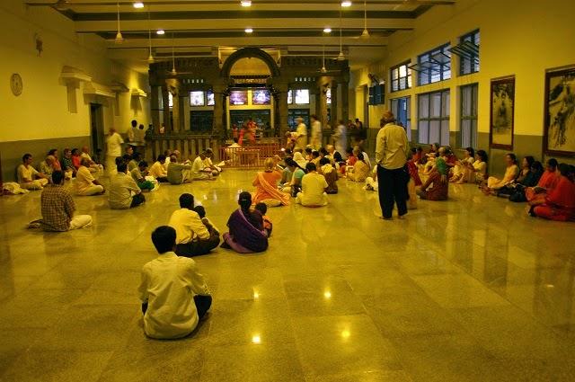 Ramana Maharishi Ashram, TiruvannaMalai