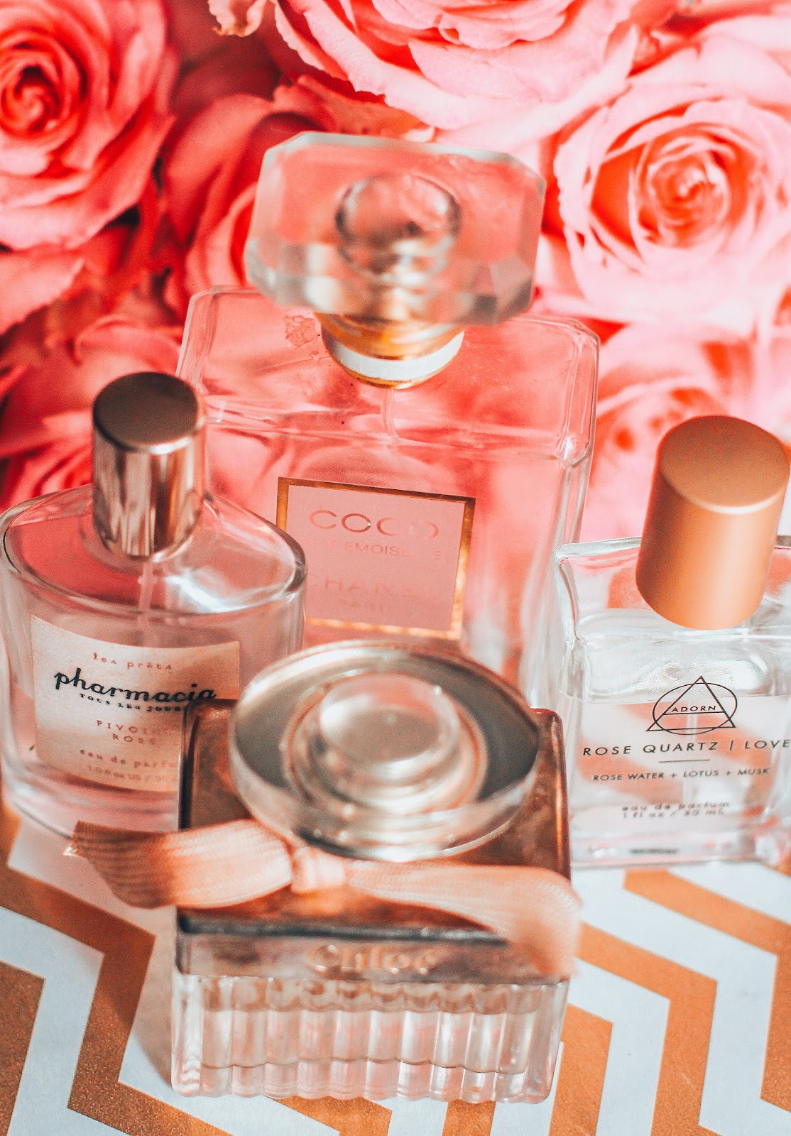Rose Smelling Perfume: Ancestral Memory: My Favourite Perfume Scents
