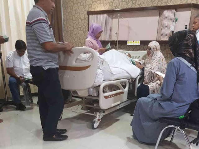 Mantan KSAD, George Toisutta Wafat di RSPAD Gatot Subroto