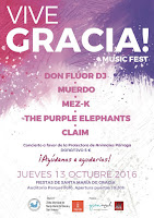 Vive gracia Music Fest 2016