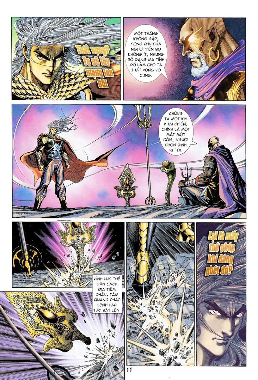 Đại Đường Uy Long chapter 99 trang 11