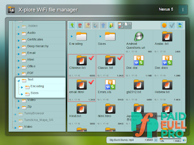 X-plore File Manager latest mod lite apk download