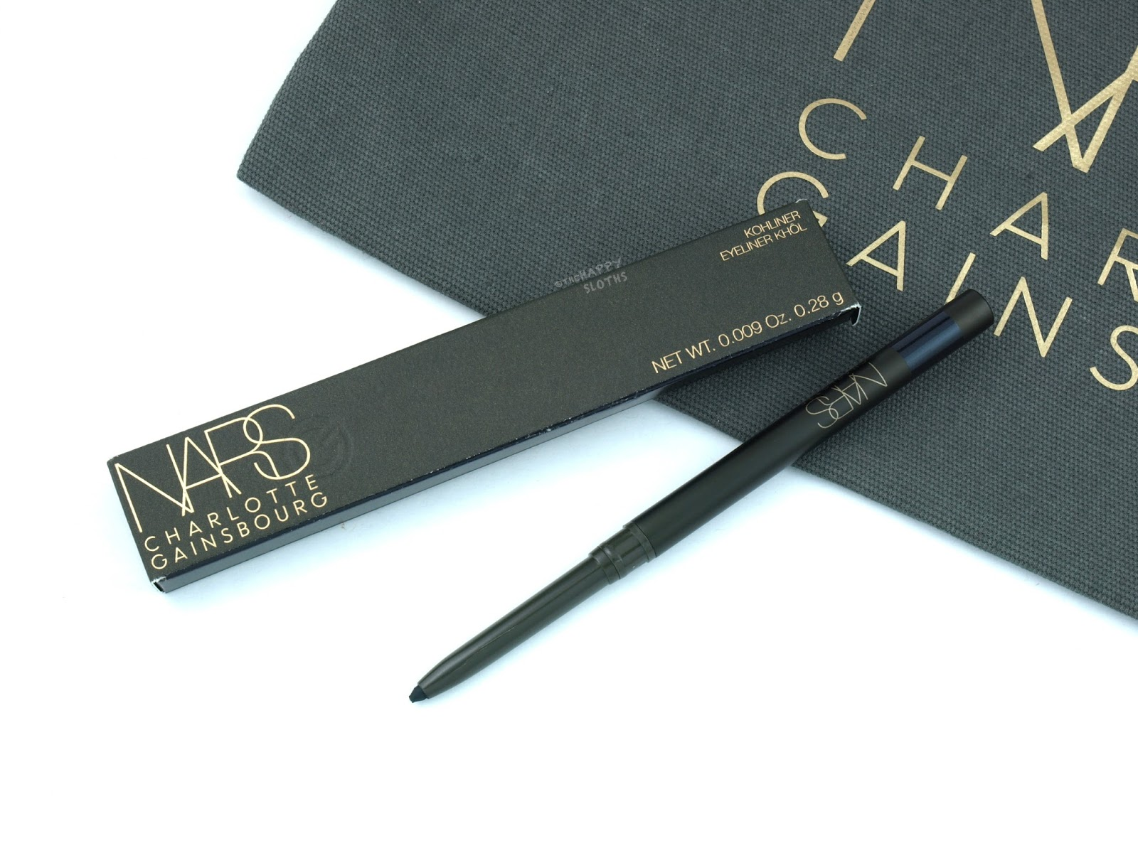 "NARS x Charlotte Gainsbourg Kholiner in ""Nuit D'encre"": Review and Swatches"