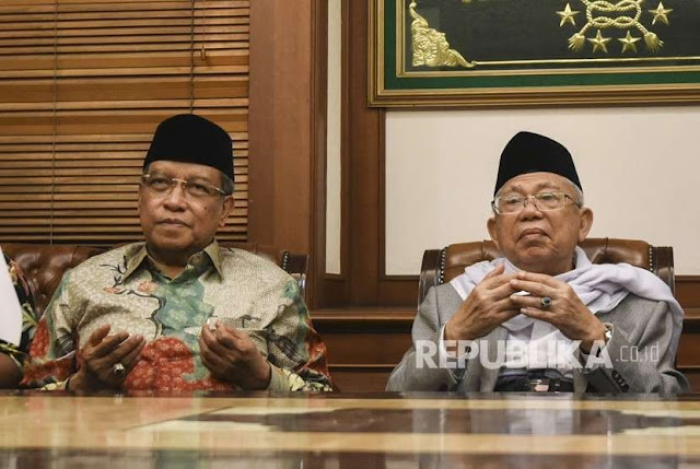 Said Aqil Sebut NU Tak Usah Didorong Dukung Jokowi-Ma'ruf