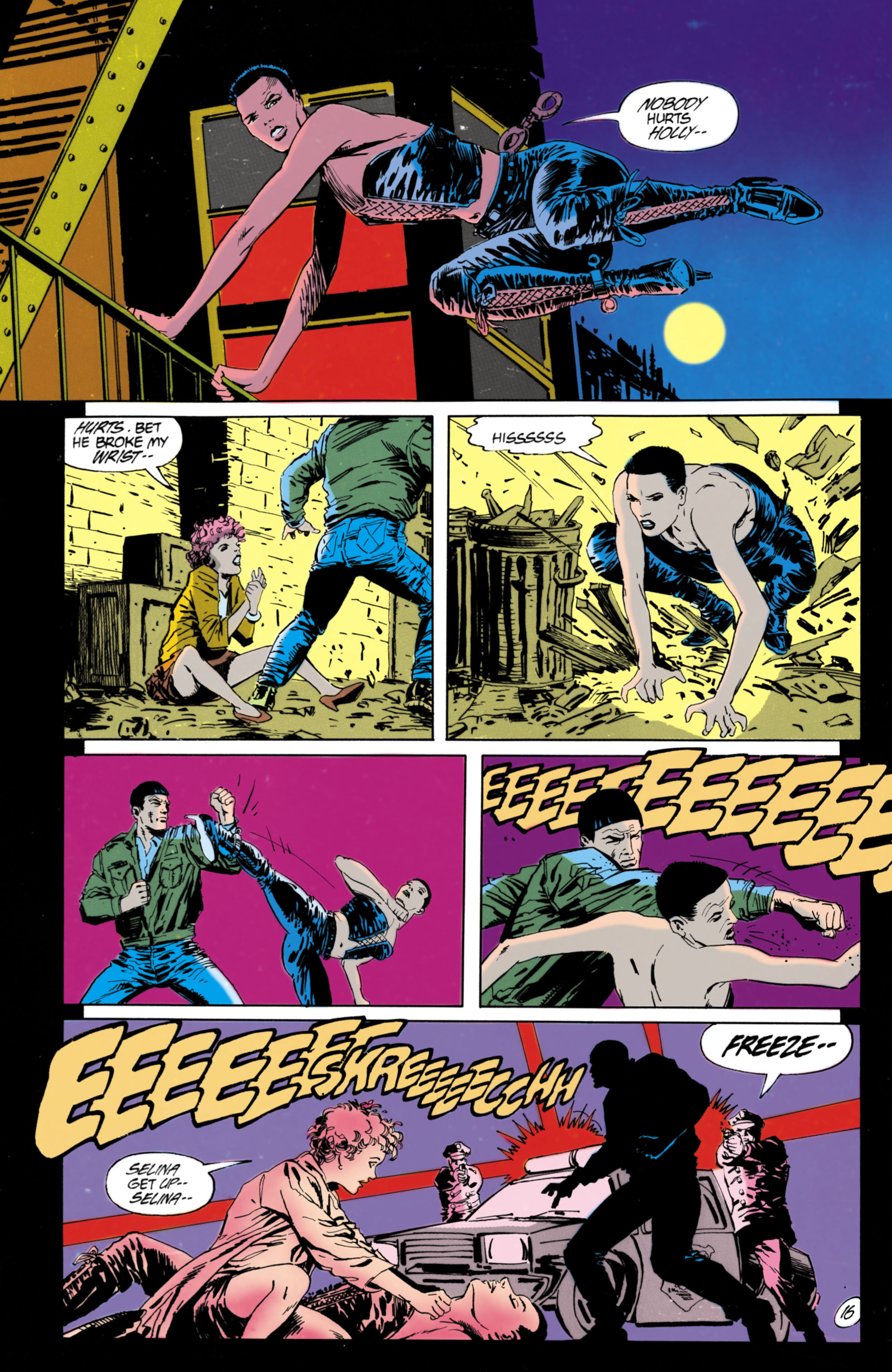 Catwoman (1989) Issue #1 #1 - English 17