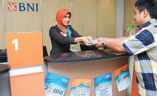 Alamat Lengkap Bank BNI Di Wilayah Kalimantan Utara