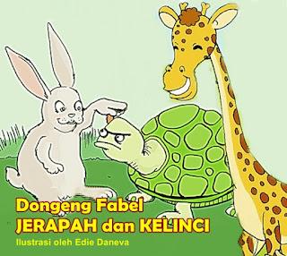 Dongeng Fabel Jerapah Dan Kelinci Cerita Dongeng Indonesia
