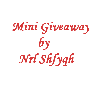 http://shafyqahazahar.blogspot.com/2014/02/mini-giveaway-by-nrl-shfyqh.html