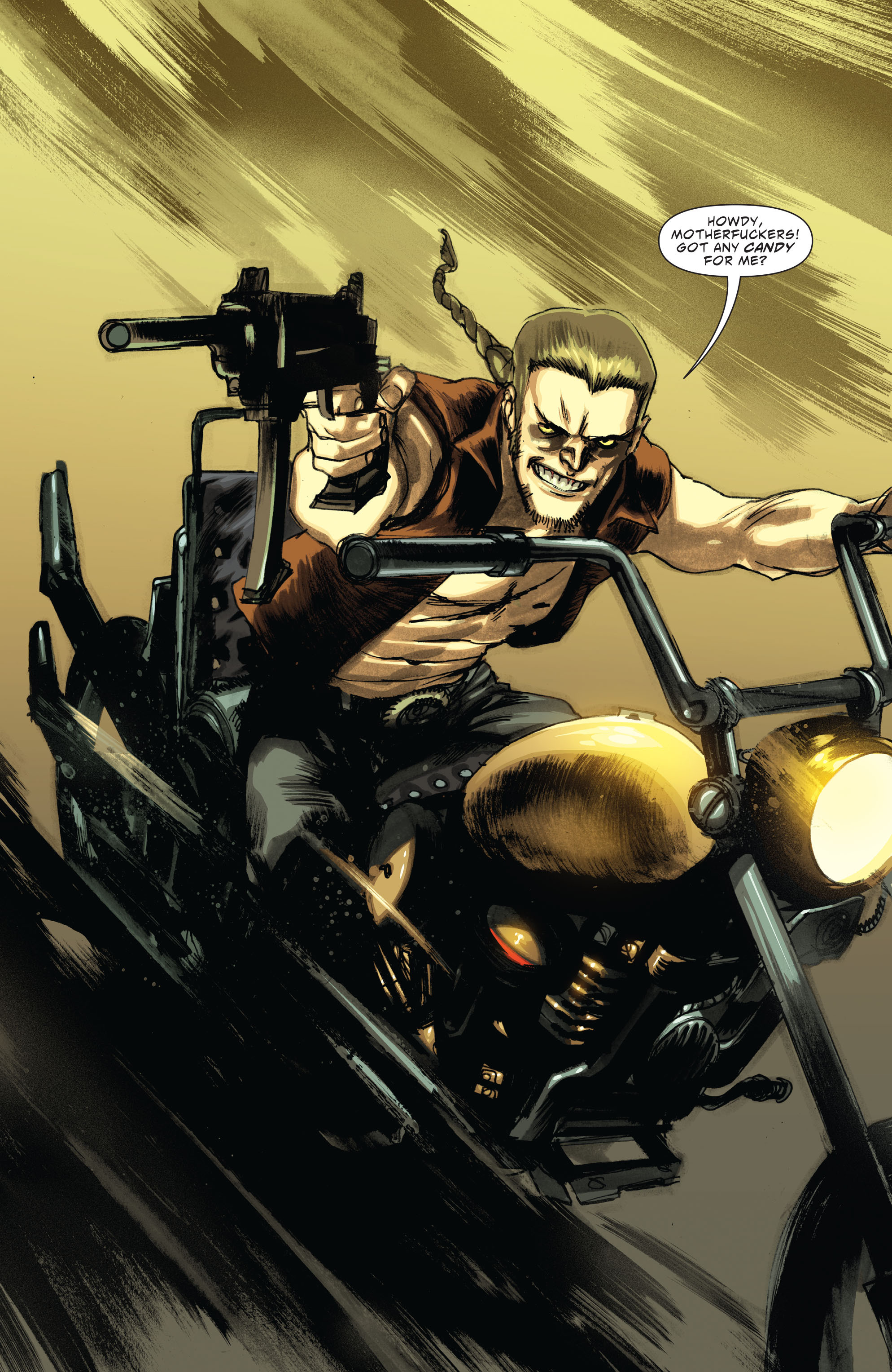 Read online American Vampire: Second Cycle comic -  Issue #1 - 12