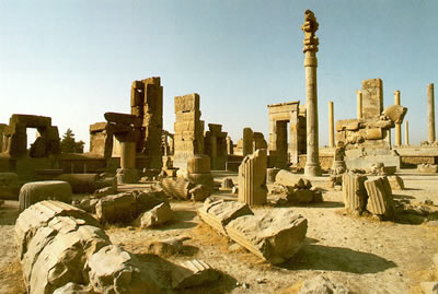 Ancient World History Persepolis Susa And Ecbatana