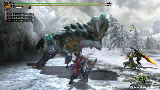 Monster Hunter 3 Tri - Download Game Nintendo