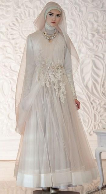 Model Gaun Elegan Untuk Wanita Muslimah Gaya Hidup