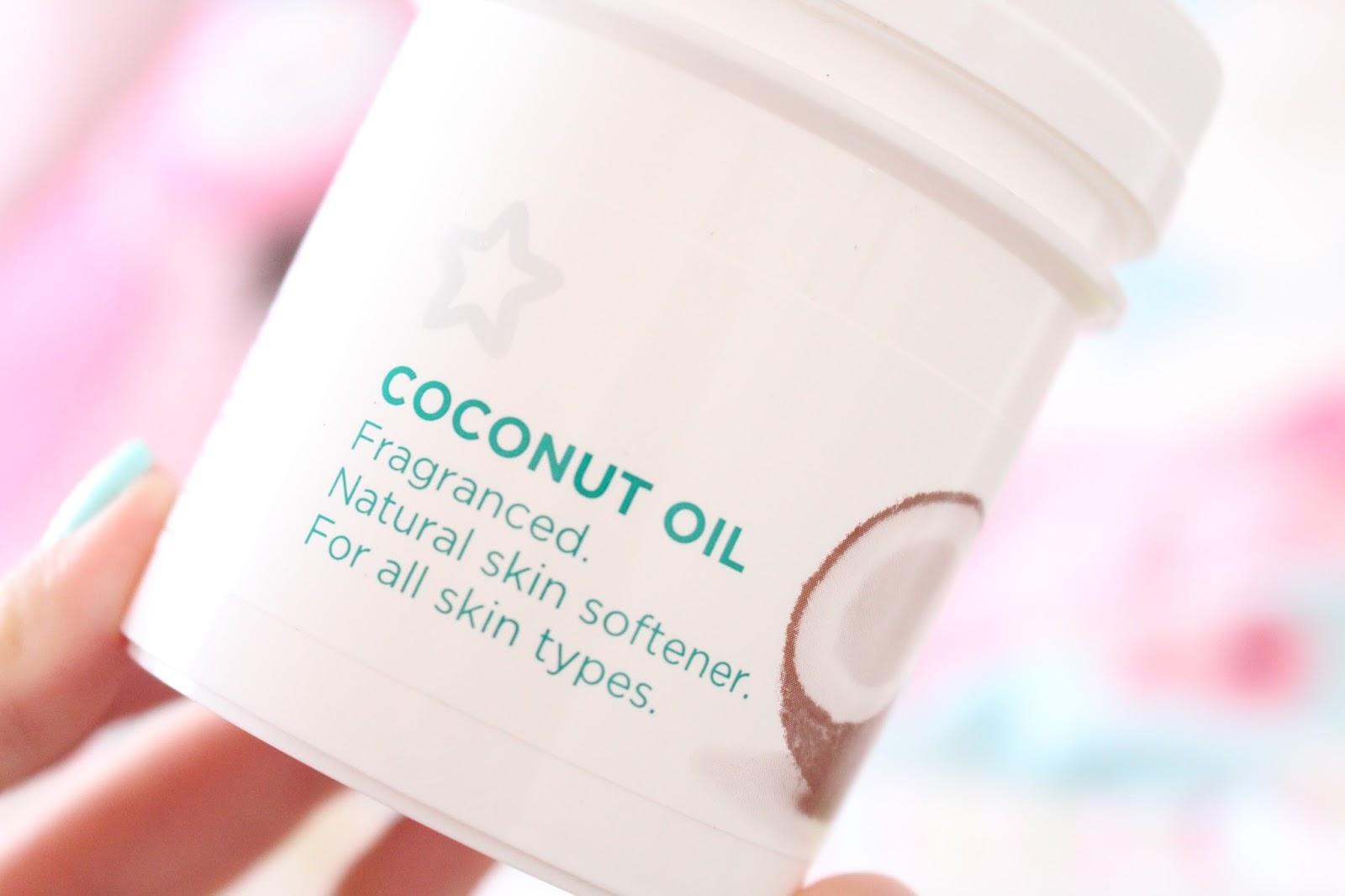 Superdrug Haul Coconut Oil