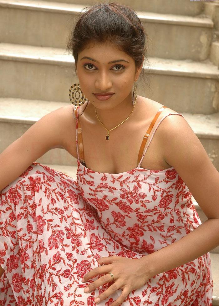 South Indian Masala Visible Actress Hamsika Latest Hot -9590