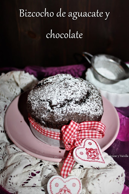 avocado-and-chocolate-cake, bizcocho-de-aguacate-y-chocolate