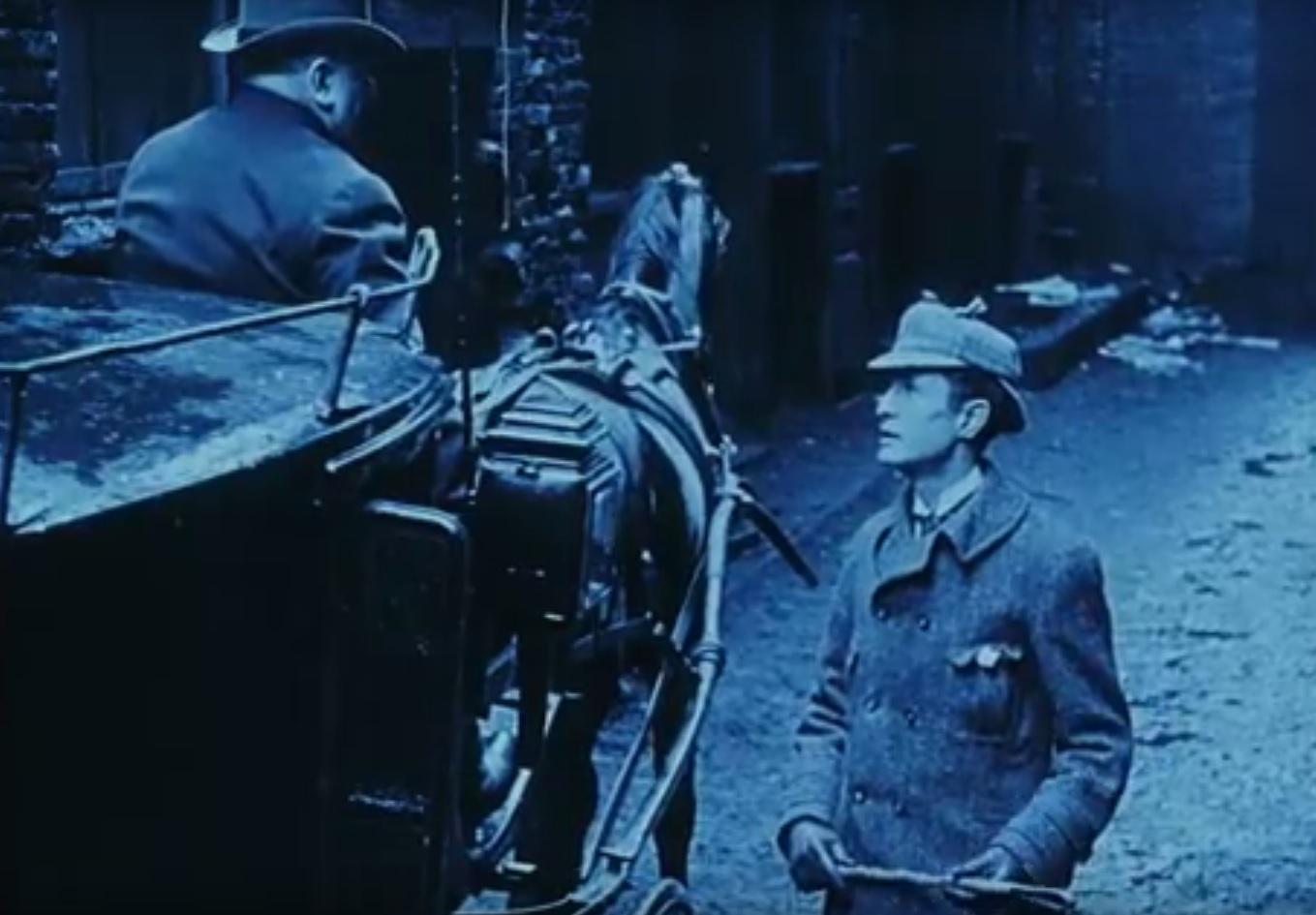 A Seventeen Step Program        : Automobiles in Sherlock Holmes Films
