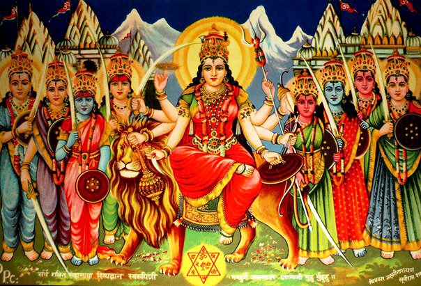 Navdurga Maa Wallpapers on Navratri