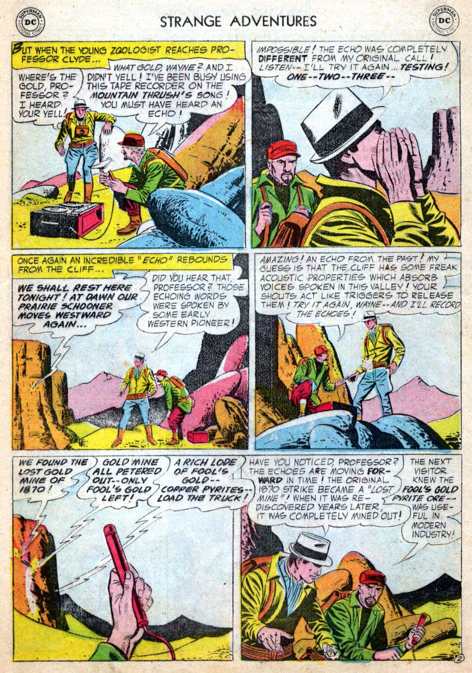 Strange Adventures (1950) issue 62 - Page 20