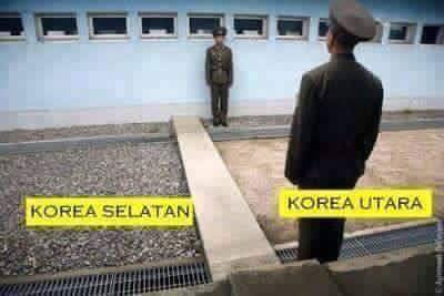 Korea Selatan & Korea Utara World's Amazing Border Lines