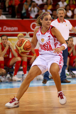 All About Sports: Becky Hammon Profile And Nice Images Gallery