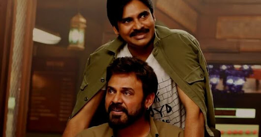 Venkatesh Going With Pawan's Story