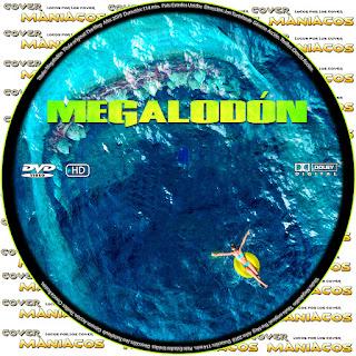 GALLETAMEGALODON - THE MEG - 2018