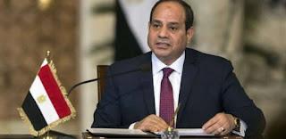 """اخر اخبار مصر : الرئيس المصرى يصدق على اتفاقية تمويل """"الدولية الإسلامية"""" لاستيراد سلع أساسية"""