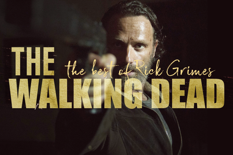 The Best of Rick Grimes from The Walking Dead