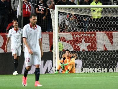 Crónica Sevilla FC 1 - Real Sociedad 1